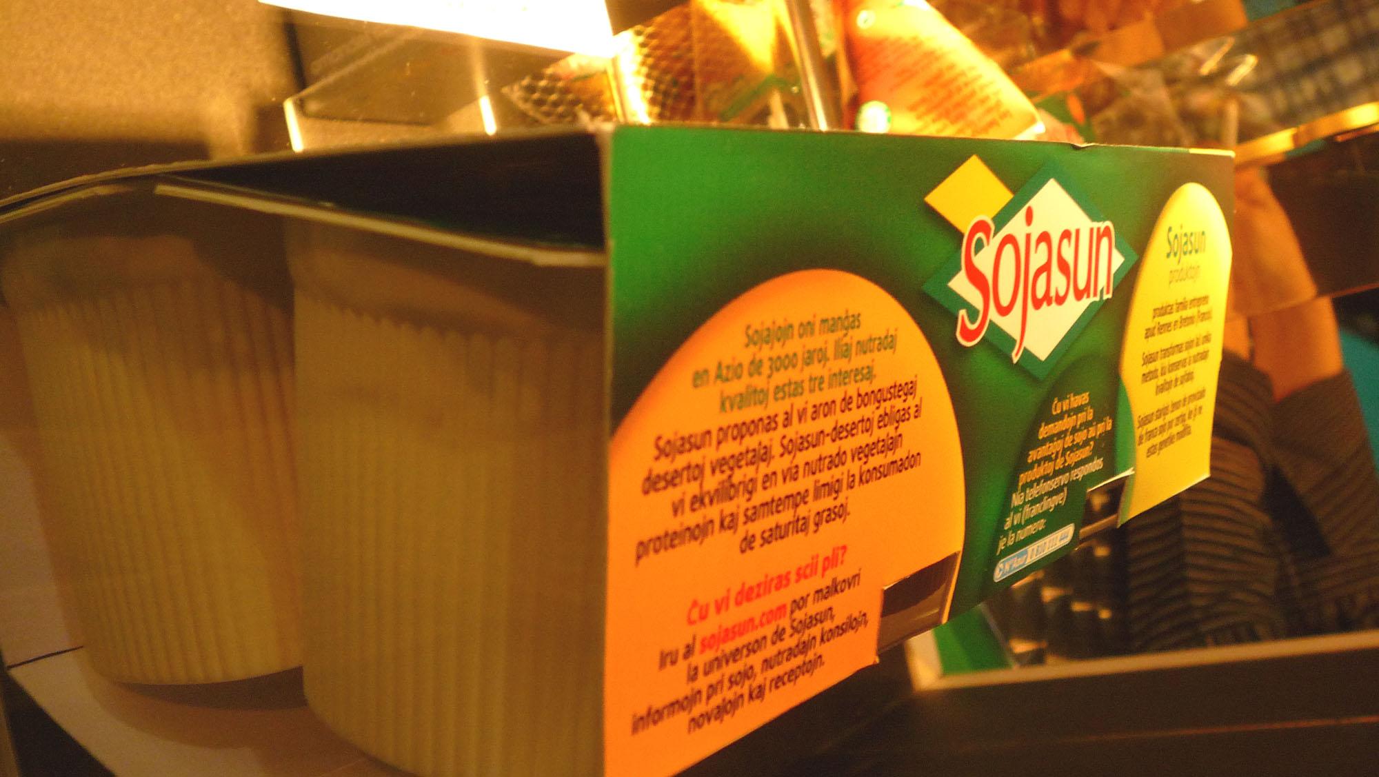 Jogurty Sojasun - detailní popis